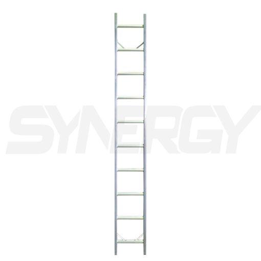 Aluminium Straight Ladders