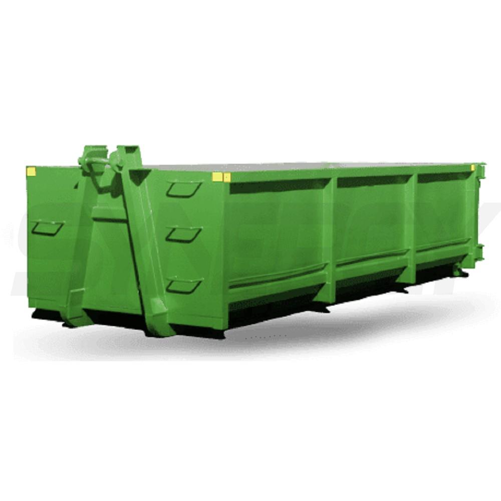 Waste Management Hook Bins