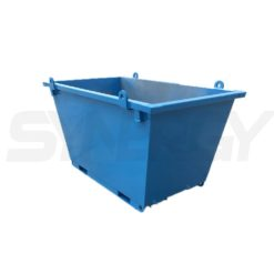 Waste Management Washout And Crane Lift Bin