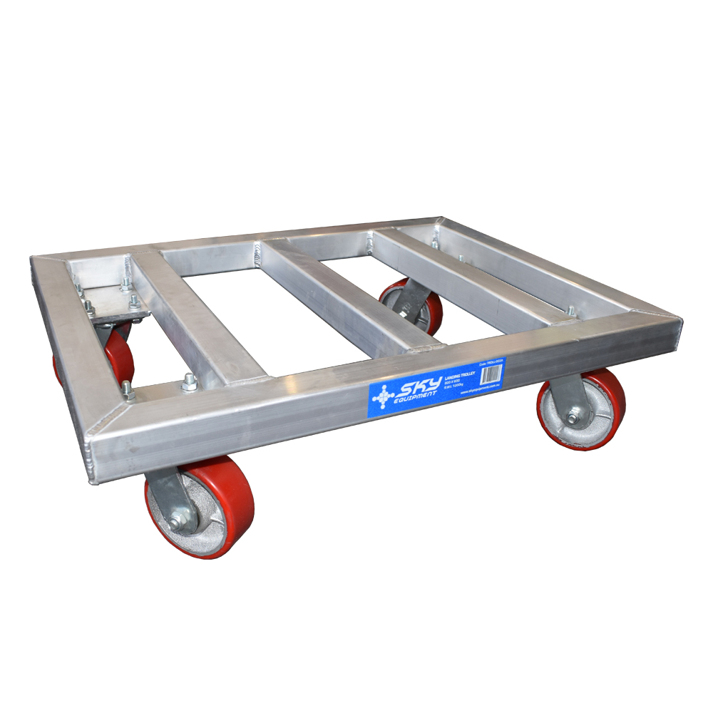 Aluminium Landing Trolley Kit