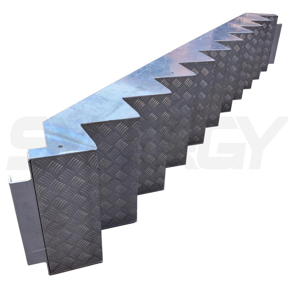 1.5m Aluminium Stair Top Rail