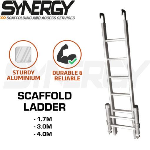 Foldable Aluminium Mobile Narrow Scaffold 1.8m (Platform Height)