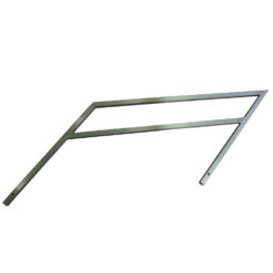 1.5m Aluminium Stair Hand Rail