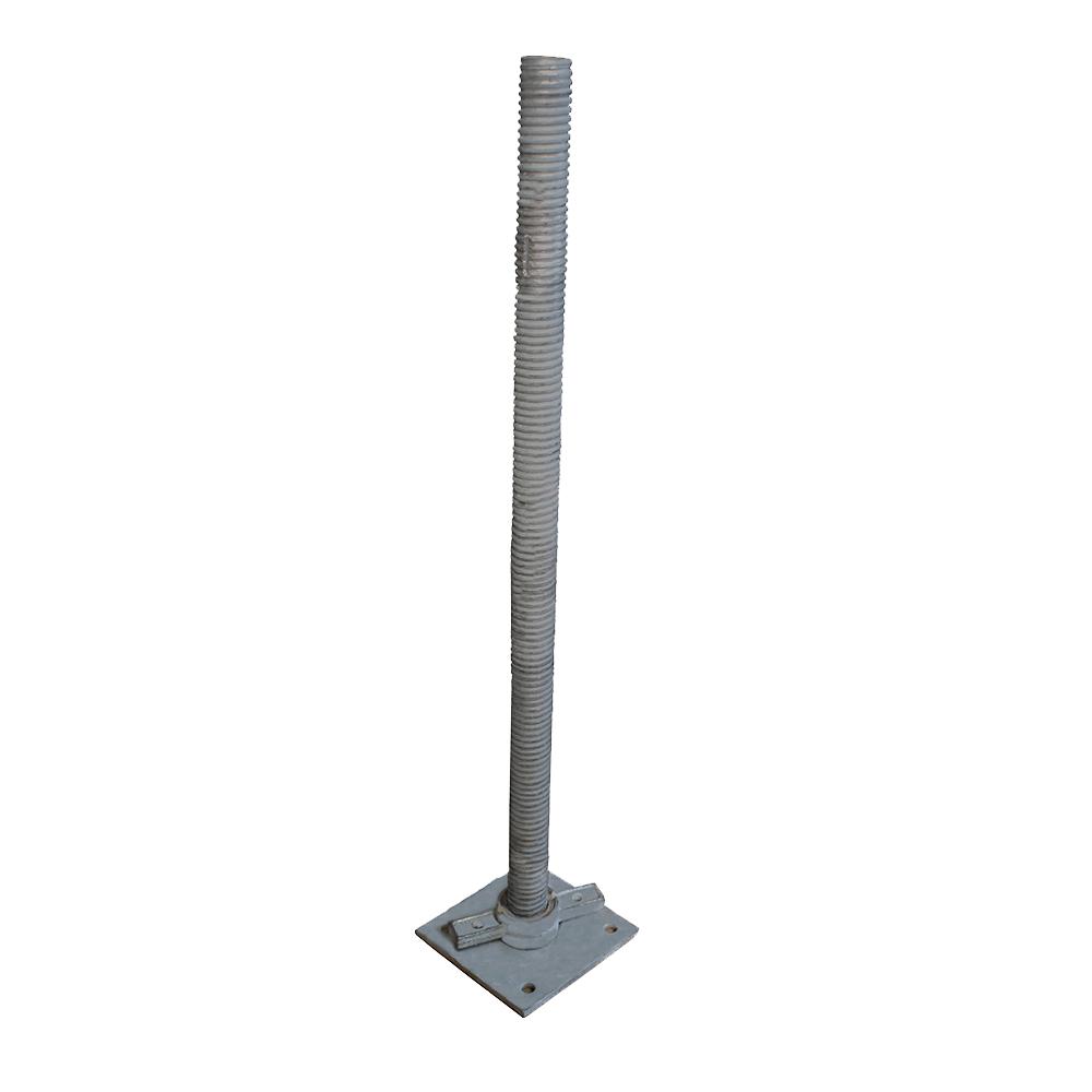 Steel Formwork Scaffold Shoring H Frame Base Jack