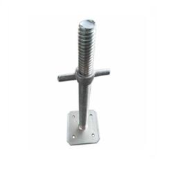 Steel Formwork Scaffold Shoring V Frame Base Jack