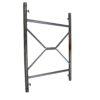 Steel Formwork Scaffold Shoring V Frame End - 1.2m
