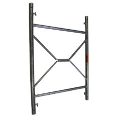 Steel Formwork Scaffold Shoring V Frame End - 1.2m