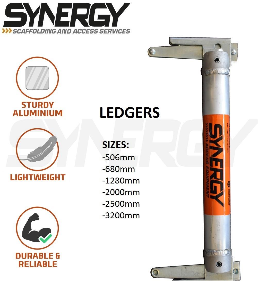 Ledgers Synergy Scaffolding Amp Access Equipment