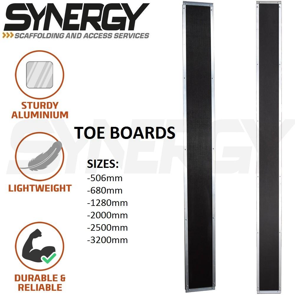 Toe Boards