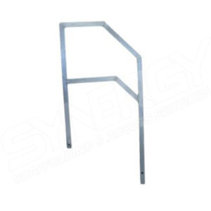 1.5M ALUMINIUM STAIR TOP RAIL