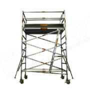 2.2m Double Width Platform – Dry Hire Special