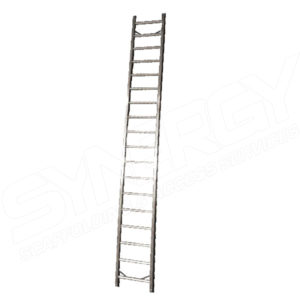 Aluminium Straight Scaffold Ladder
