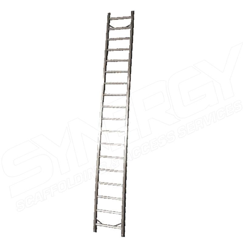 Aluminium Straight Scaffold Ladder