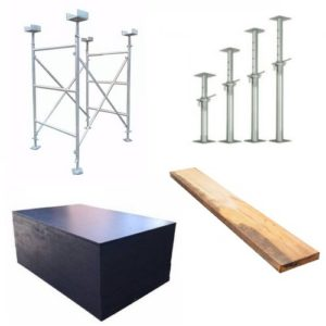 FORMWORK & SCAFFOLD ACCESSORIES