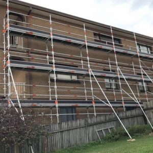 Kwikstage scaffolding sales & hire