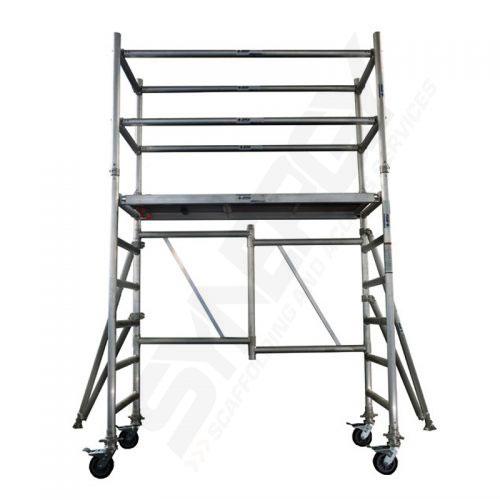Aluminium mobile scaffolding sales & hire