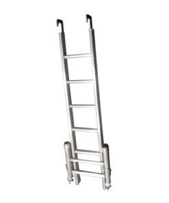 Aluminium Mobile Scaffold Ladders