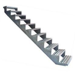 Aluminium Stretcher Stairs