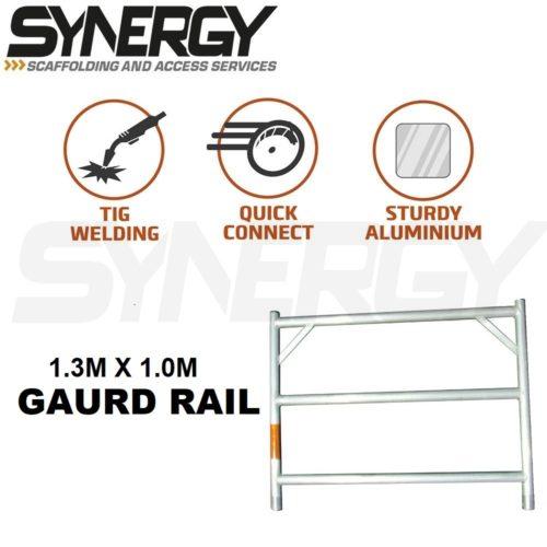 1.0M Wide Guardrail