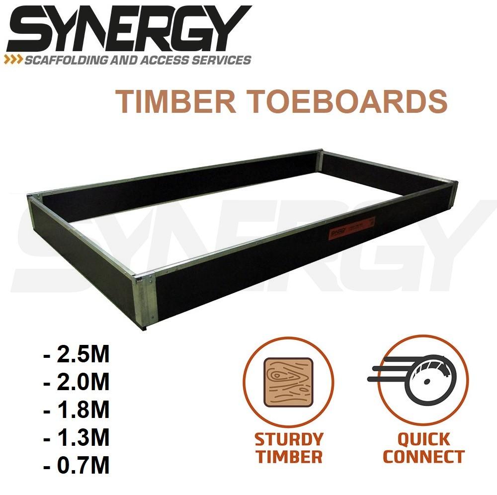Timber Kickboards