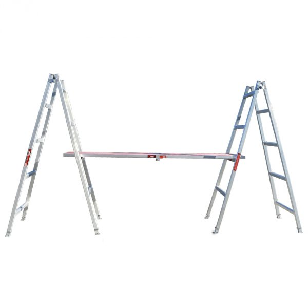 Aluminium Ladder Trestle Kit
