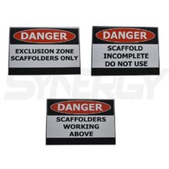 Scaffolding Danger Signs