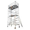 Aluminium Mobile Wide Scaffold 5.0m - 5.4m (Platform Height)