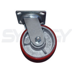 Landing Trolley Castor Wheels