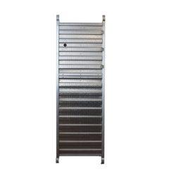 Foldable H-Frame 1.8m Aluminium Platform