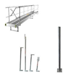 Spandeck / Void Protection & Handrails