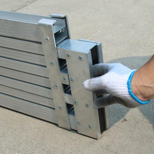 Extendable Aluminium Plank
