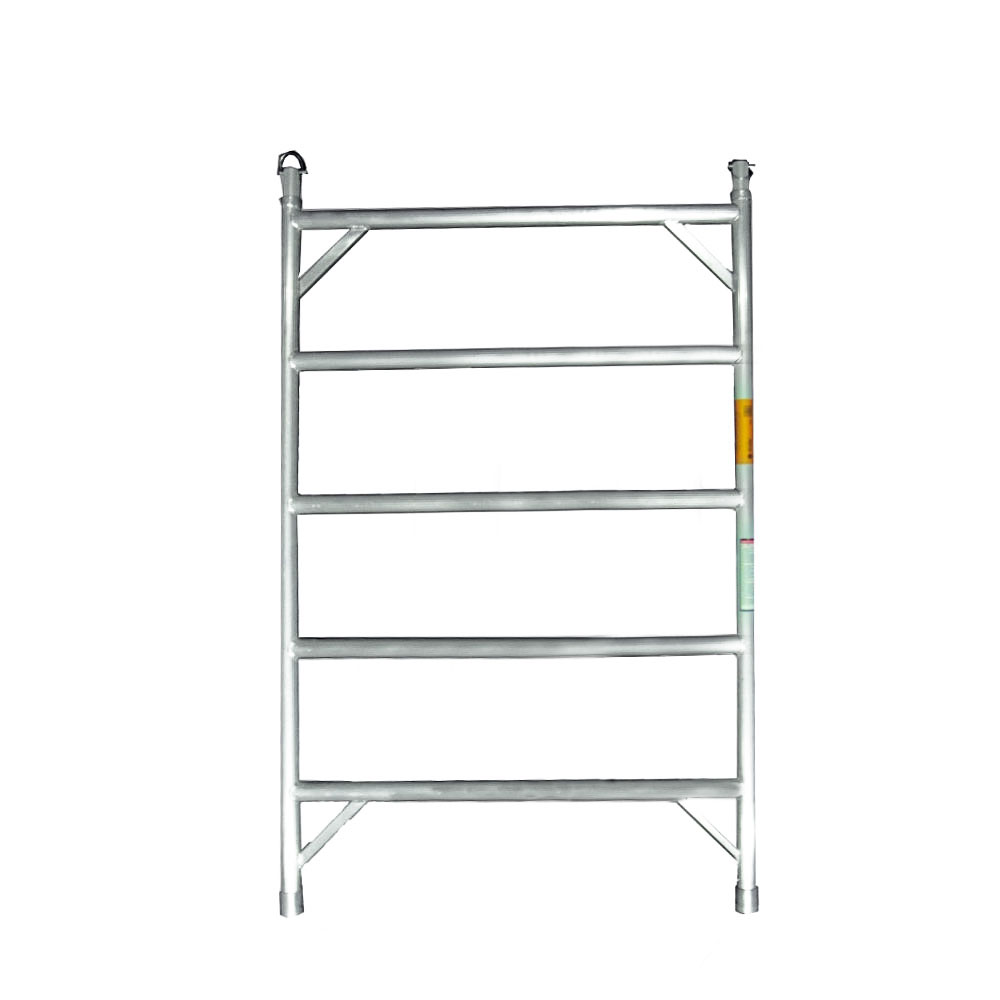 Aluminium Mobile Wide Scaffold 6.2m - 6.6m (Platform Height)