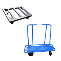 Single Sided Aluminium A Frame Trolley