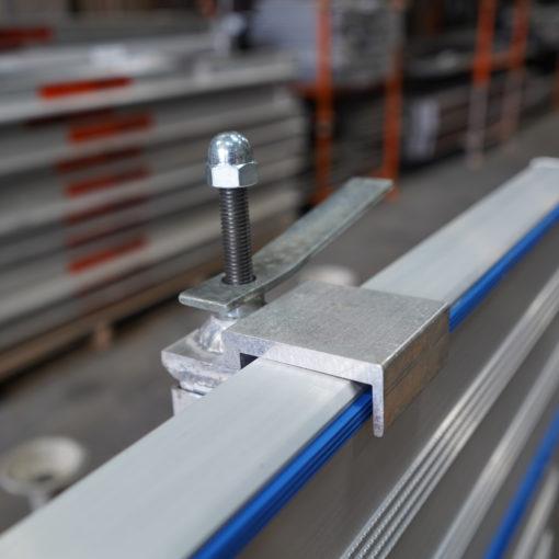Aluminium Plank Clamp