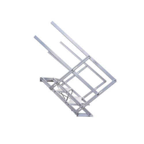 Wide Adjustable Stair