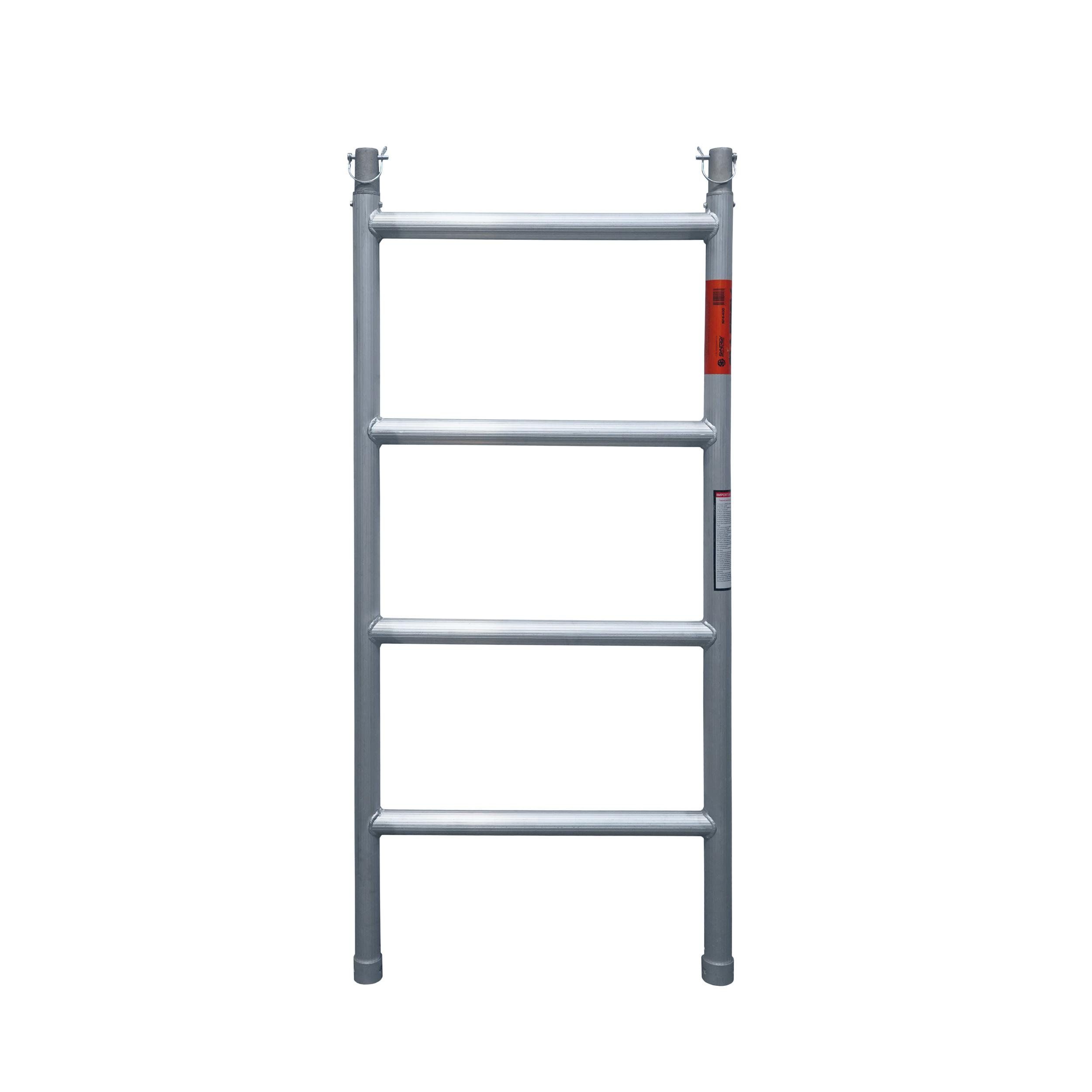 Aluminium Mobile Narrow Scaffold 3.0m - 3.4m (Platform Height)