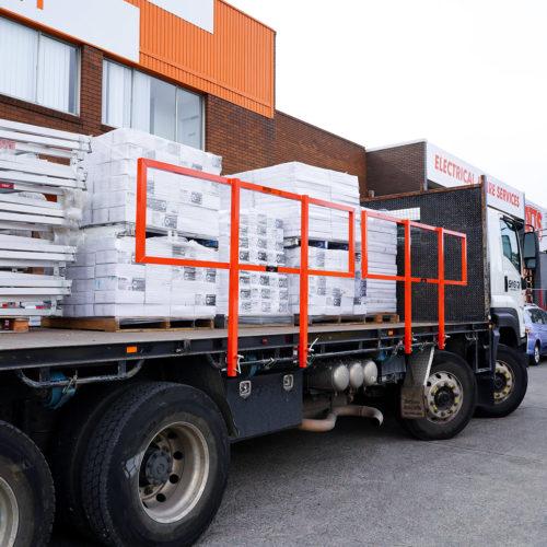 Truck Handrail